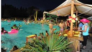 Soirée Caraïbes à la piscine du Locle