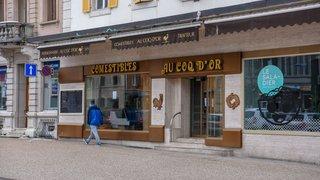 Un restaurant à la place du Coq d'Or à La Chaux-de-Fonds
