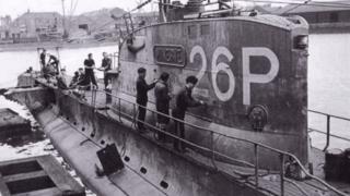 """France: le sous-marin """"La Minerve"""" retrouvé au large de Toulon 50 ans après sa disparition"""