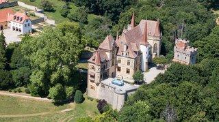 Les propriétaires de Vaudijon rachètent le château de Gorgier