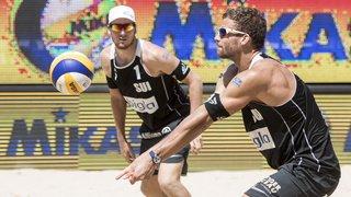 Beachvolley: première victoire suisse sur le World Tour depuis 2006 grâce à Beeler/Krattiger