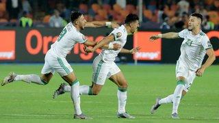 Football – Coupe d'Afrique des Nations: l'Algérie remporte la finale contre le Sénégal