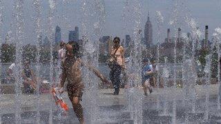 Canicule: week-end de chaleur extrême aux Etats-Unis, déjà trois morts
