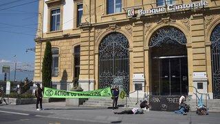 Le mouvement Extinction Rebellion Neuchâtel appelle le haut du canton à s'engager