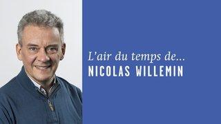 «Le chat cherchait un foyer», l'air du temps de Nicolas Willemin