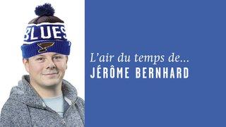 «Rutilante Stanley Cup», l'Air du temps de Jérôme Bernhard