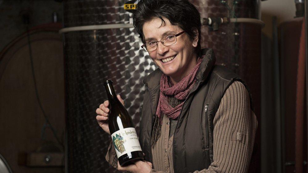Chantal Ritter Cochand est l'une des 22 marraines de la Semaine du goût.
