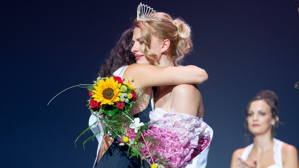 Estelle Calame-Rosset remettra sa couronne de Miss Fête des Vendanges ce samedi.
