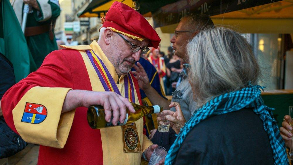 Le vin va couler à flots lors de la 94e Fête des vendanges, à Neuchâtel.