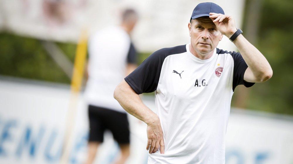 Si Alain Geiger connaît autant de succès avec Servette c'est parce que son «projet de jeu a déterminé le recrutement du club», assure-t-il.