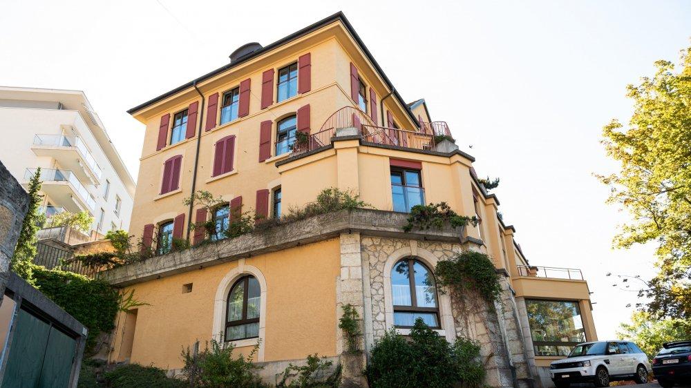 Le foyer de La Ruche, à Neuchâtel, accueille provisoirement des enfants placés auparavant à La Coccinelle.