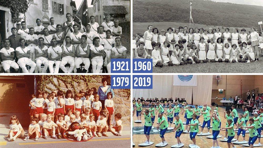 La Gym La Coudre: une histoire centenaire.
