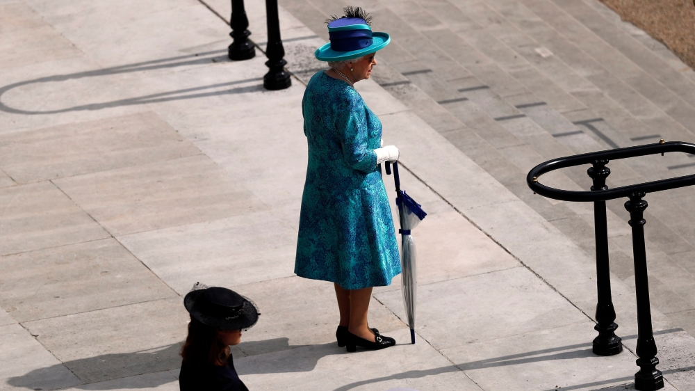 La reine Elizabeth II interviendra-t-elle  en cas de coup de force  du premier ministre?