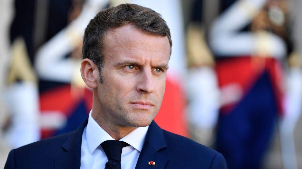 Le président français lance l'acte II de son quinquennat.