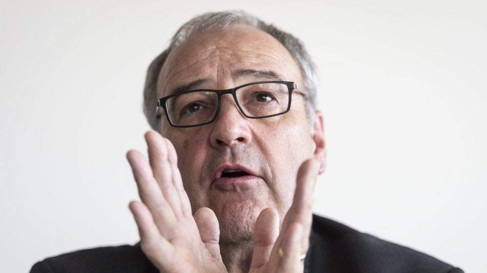 «Cet accord constitue un jalon important pour notre économie», a déclaré le chef du département fédéral de l'Economie, Guy Parmelin.