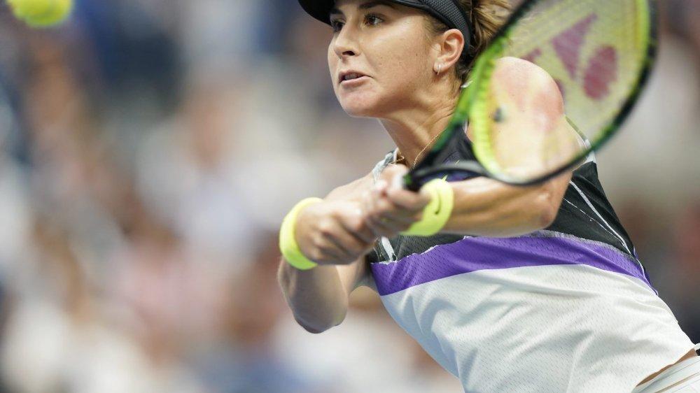 Belinda Bencic ne s'estime pas favorite de son quart de finale face à Donna Vekic.