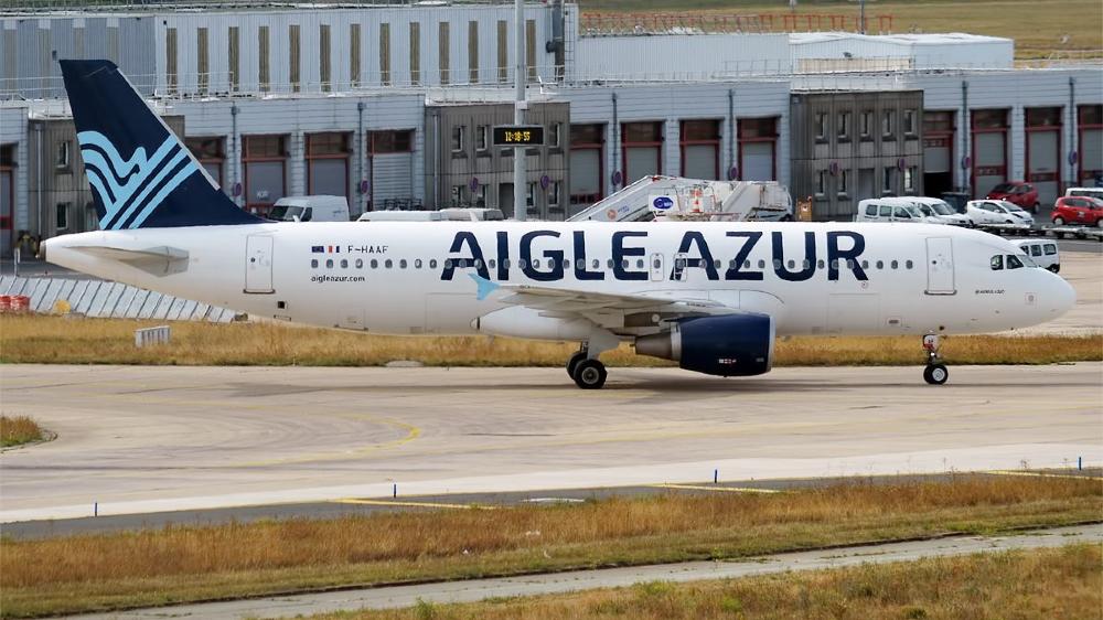 La compagnie a cloué ses avions au sol.