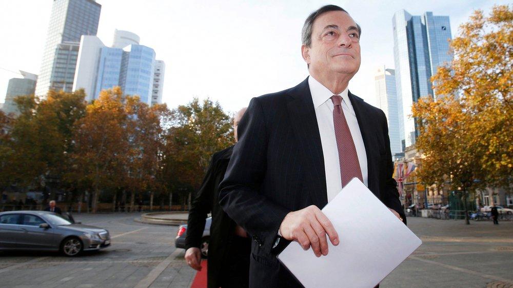 Mario Draghi, le président de la BCE, va-t-il réaliser, aujourd'hui, son dernier acte de bravoure avant de passer la main fin octobre?