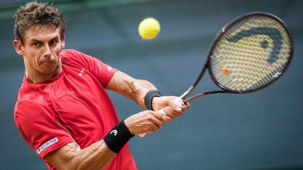 Henri Laaksonen a perdu ses trois matches ce week-end.