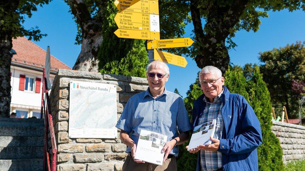Miroslaw Halaba et Léonard Farron sont les deux principaux auteurs de ce numéro de la NRN.