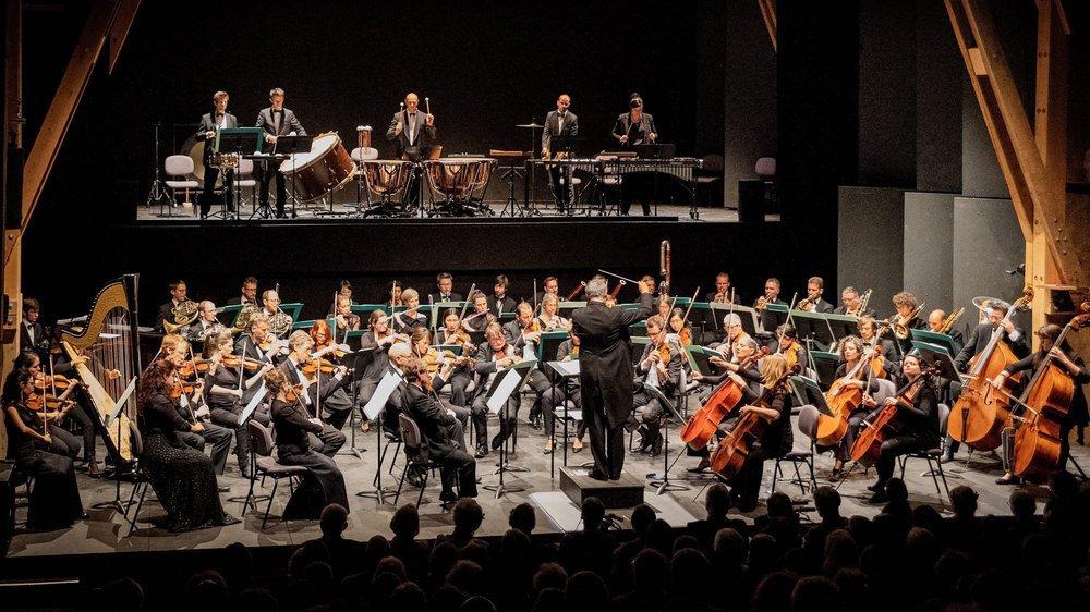 Une entrée en matière parfaitement réussie pour l'Orchestre des Jardins musicaux.