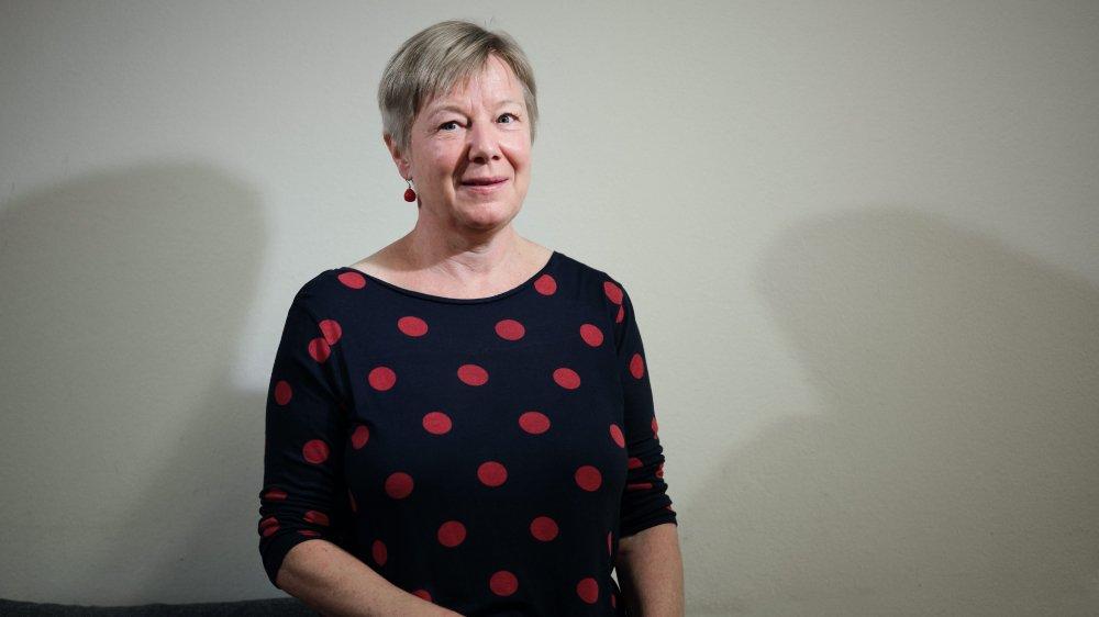 Catherine Stangl a un profil peu conventionnel: militante non-violente durant sa jeunesse, elle dirige aujourd'hui le Centre de santé sexuelle de Neuchâtel.