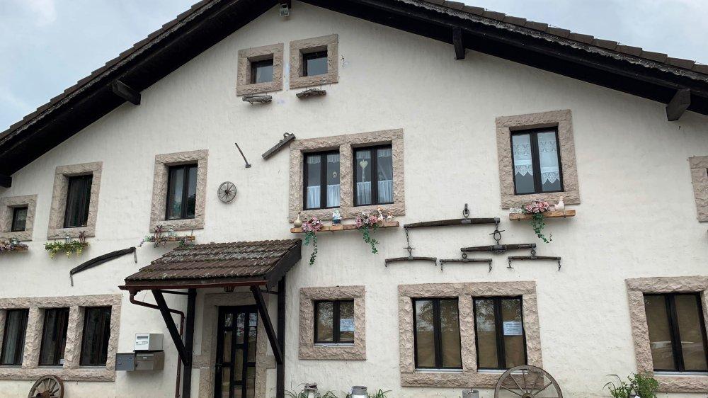 Le restaurant des Roches-de-Moron, aux Planchettes, est fermé depuis lundi 2 septembre.