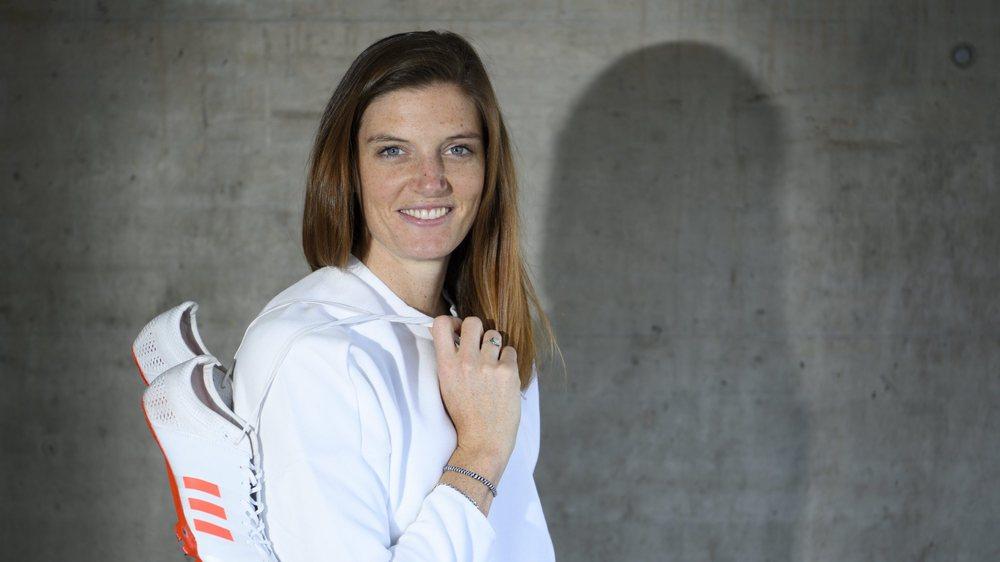 """""""Un 100 mètres pour retrouver toute ma vivacité"""": la chronique de Lea Sprunger"""