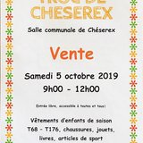 Troc-Vente de Chéserex