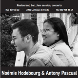 Noémie Hoedourg et Antony Pascual - piano / voix