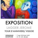 Exposition Jérôme Lagger