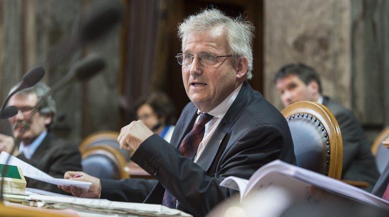 Le socialiste biennois Hans Stöckli en lice pour un troisième mandat