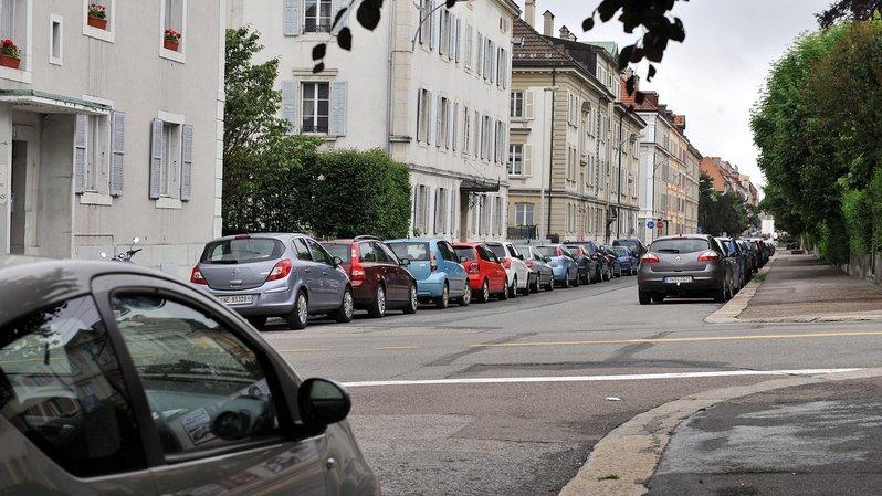 La Chaux-de-Fonds: la future extension de la zone bleue au centre-ville provoque la grogne des riverains