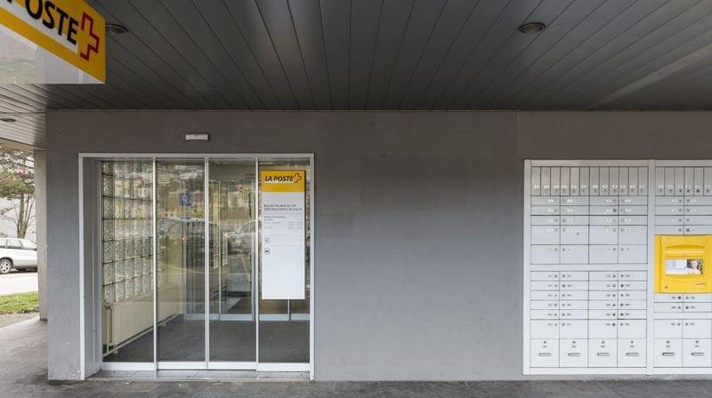 Encore une poste de quartier qui disparaît à Neuchâtel