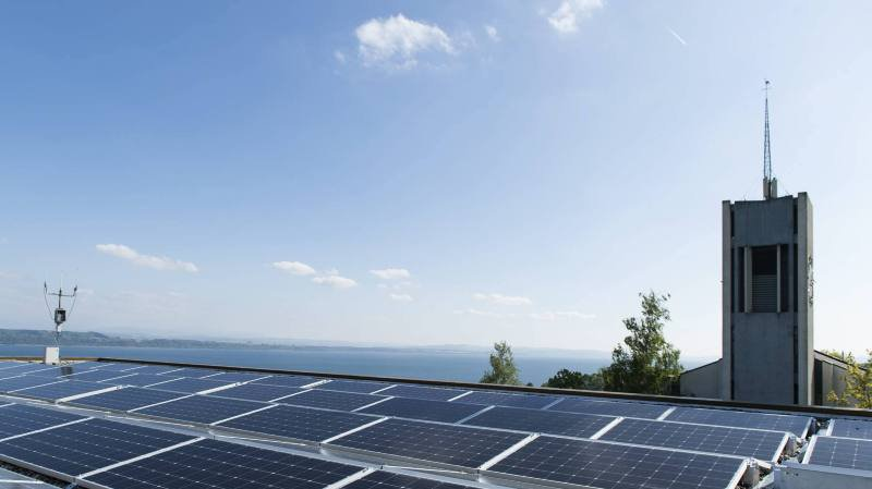 «La Suisse n'est pas en avance du tout dans son utilisation de l'énergie solaire»