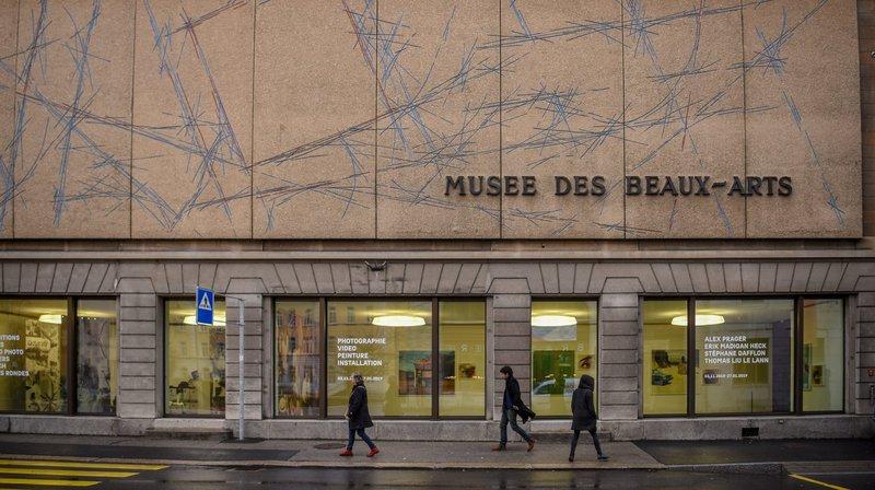 Le Musée des beaux-arts du Locle lance une nouvelle campagne de soutien