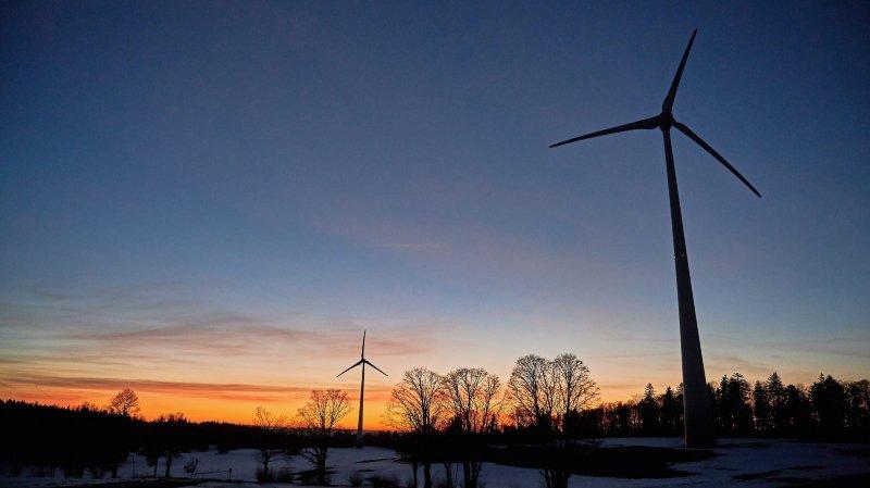 Crêt-Meuron: Tourisme neuchâtelois ne veut pas des éoliennes