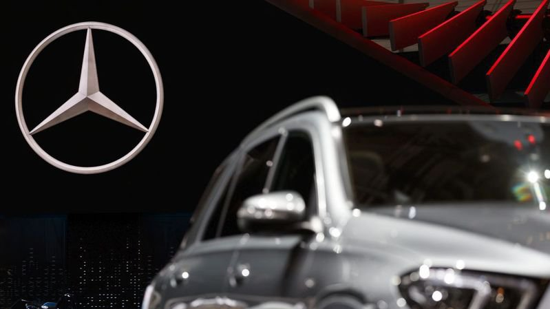 Les marques allemandes comme Mercedes bénéficieront d'un traitement de faveur en termes d'émissions de CO2.