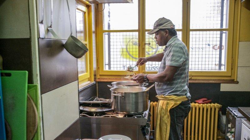 La Chaux-de-Fonds: le restaurant social Ekir fermé depuis mercredi