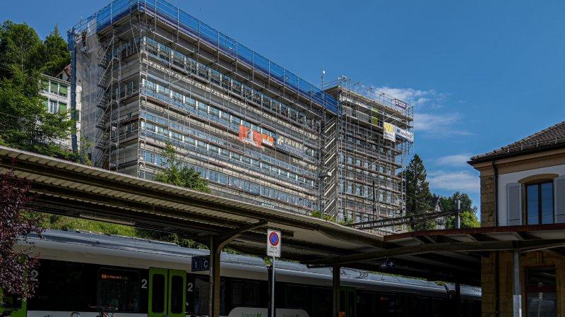 L'ancienne usine Zodiac ouverte à la population mardi 24 septembre.