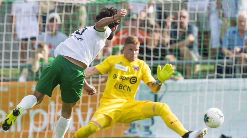 Comme à Yverdon, Matthias Minder gardera les buts xamaxiens à Bellinzone.