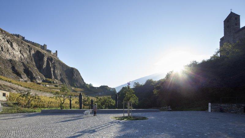 Météo: l'été se prolonge en Suisse romande, il a fait plus de 30 degrés lundi à Sion