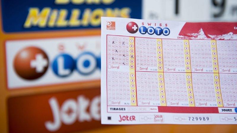 Loteries: le Swiss Loto ne fait pas de nouveau millionnaire