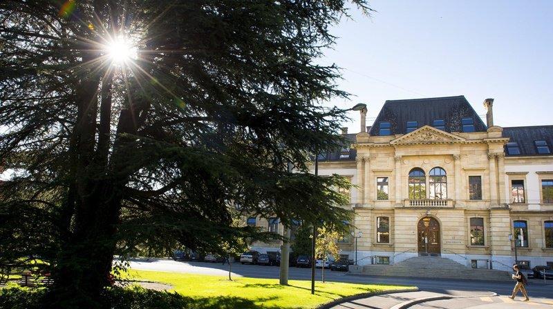 Université de Neuchâtel: stabilité du nombre de nouveaux étudiants