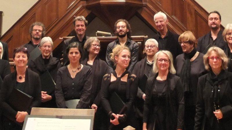 Concert de la chorale Faller
