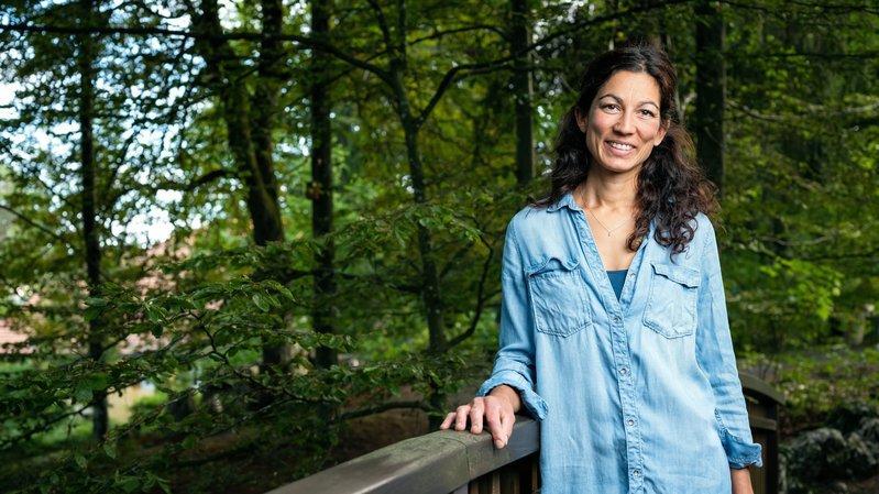 Au Bois du Petit-Château, Yasmine Ponnampalam est ange-gardienne des animaux