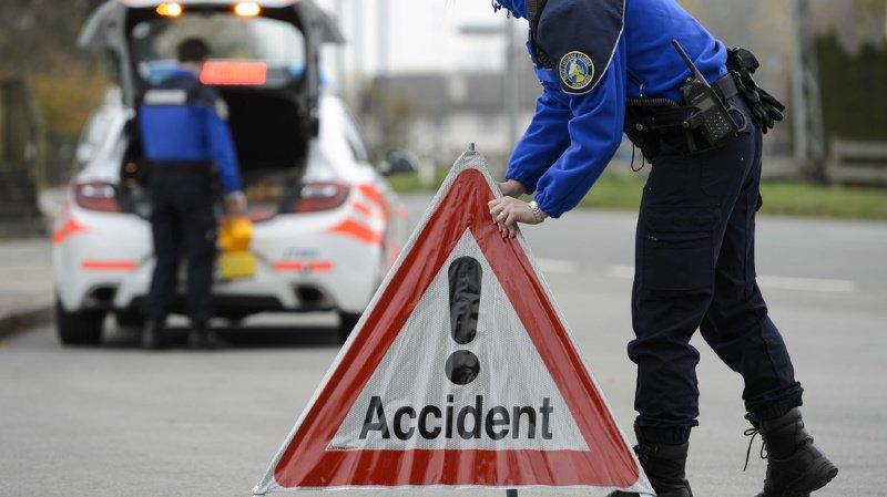 Vaud: un cycliste percuté mortellement par une voiture à Aclens