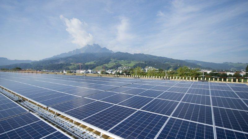 Soutien européen au projet photovoltaïque coordonné à Neuchâtel