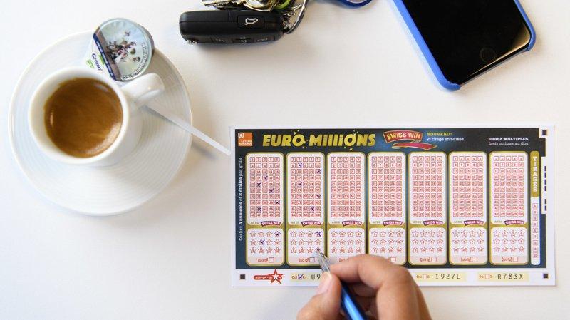 Euro Millions: pas de gagnant ce vendredi, le jackpot grimpera à 138 millions mardi
