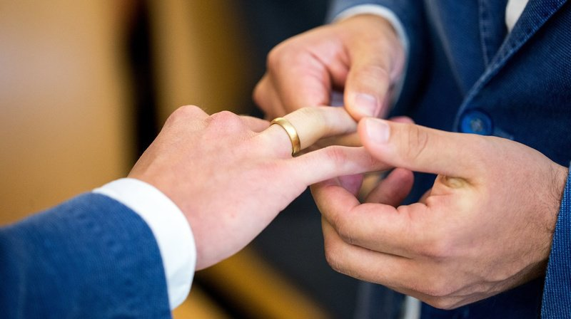 Mariage pour tous: le Conseil de la Fédération des Églises protestantes de Suisse se dit favorable